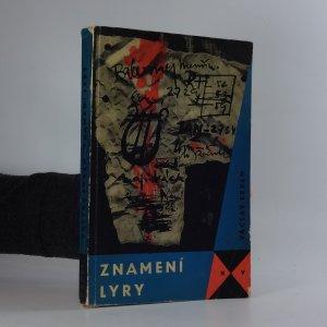 náhled knihy - Znamení lyry