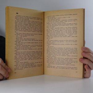 antikvární kniha Znamení lyry, 1965