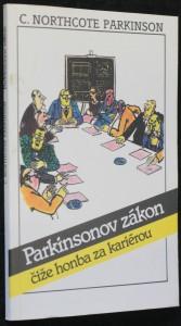 náhled knihy - Parkinsonov zákon čiže honba za kariérou