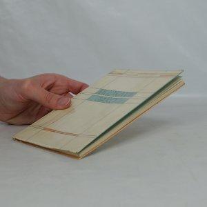 antikvární kniha Modravé jaro, 1960