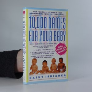 náhled knihy - 10,000 names for your baby