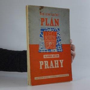 náhled knihy - Orientační plán hlavního města Prahy