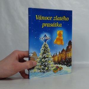 náhled knihy - Vánoce zlatého prasátka