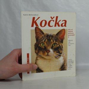 náhled knihy - Kočka : správná péče : rady odborníků ke správnému chovu