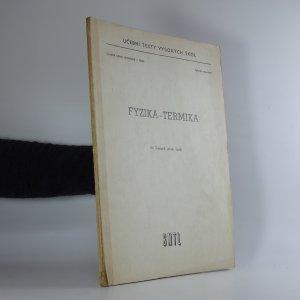 náhled knihy - Fyzika - termika