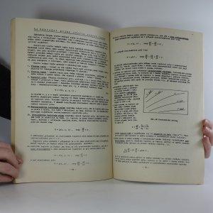 antikvární kniha Fyzika - termika, 1970