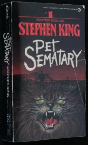 náhled knihy - Pet sematary