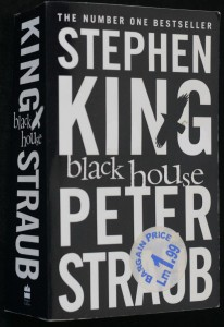 náhled knihy - Black house