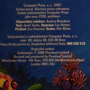 antikvární kniha Podmořská bludiště : 6 tajuplných bludišť a kouzelný stíratelný fix, 2007