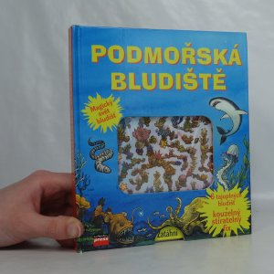 náhled knihy - Podmořská bludiště : 6 tajuplných bludišť a kouzelný stíratelný fix