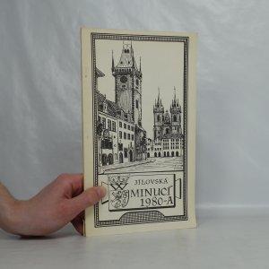 náhled knihy - Jílovská minucí 1980-A