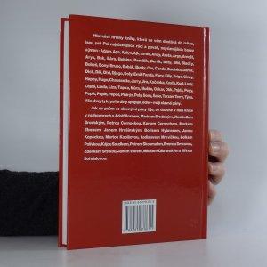 antikvární kniha Miláčkové a jejich hvězdy : rozhovory o psech a dalších mazlíčcích, 1998