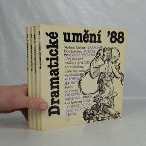náhled knihy - Dramatické umění '88 svazky 1-4 (4 sv.)