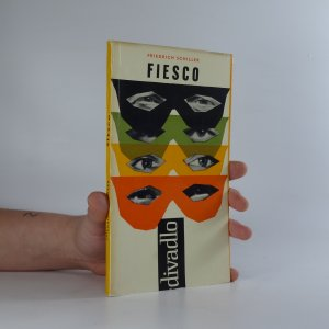 náhled knihy - Fiesco a jeho janovské spiknutí
