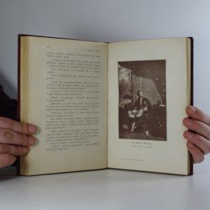 antikvární kniha Láska a život Lady Hamiltonové, 1926