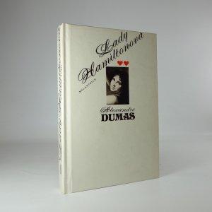 náhled knihy - Lady Hamiltonová : historický a životopisný román