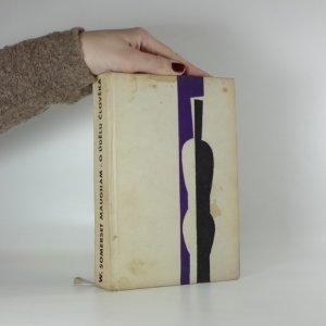 náhled knihy - O údělu člověka