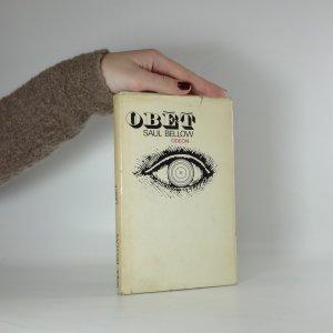 náhled knihy - Oběť