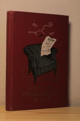 náhled knihy - Neviditelný muž