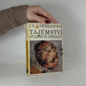 náhled knihy - Tajemství starých obrazů