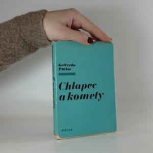 náhled knihy - Chlapec a komety