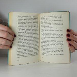 antikvární kniha Chlapec a komety, 1978