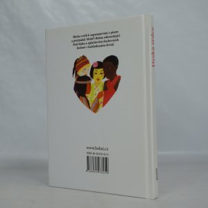 antikvární kniha Deska srdce : verše k zapamatování, vybrané z písem a přednášek 'Abdu'l-Baháa, 2006