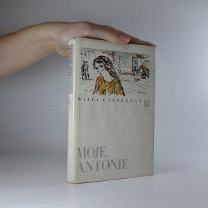 náhled knihy - Moje Antonie
