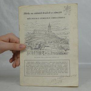 antikvární kniha Sbírky na státních hradech a zámcích (8 ks), neuveden