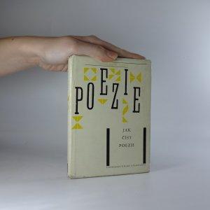 náhled knihy - Jak číst poezii