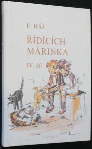 náhled knihy - Řídících Márinka IV. díl