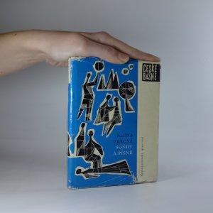 náhled knihy - Sondy a písně