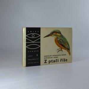 náhled knihy - Z ptačí říše. Malý atlas ptactva