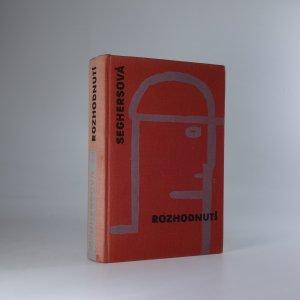 náhled knihy - Rozhodnutí