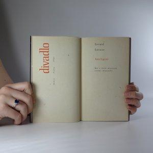 antikvární kniha Inteligent, 1963