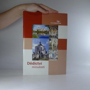 náhled knihy - Dědictví minulosti. Kraj Vysočina