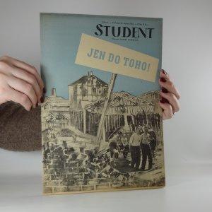 náhled knihy - Student. Číslo 6 (16.8.1945)