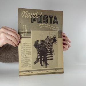náhled knihy - Nová pošta. Ročník I., číslo 1 (7.1945)