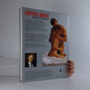 antikvární kniha Průvodce milenců. Umění lépe milovat., 1993