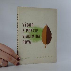 náhled knihy - Výbor z poezie Vladimíra Roya