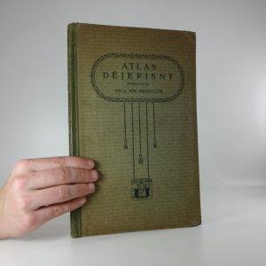 náhled knihy - Atlas dějepisný