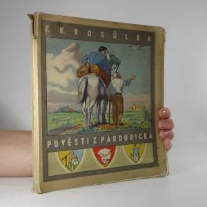 náhled knihy - Pověsti a báje z Pardubicka
