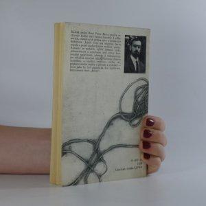 antikvární kniha Barva popela, 1968