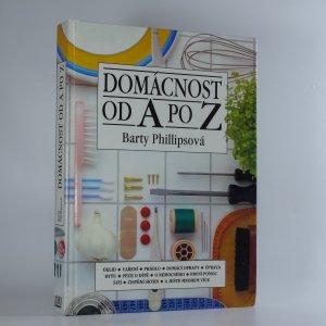 náhled knihy - Domácnost od A po Z