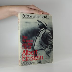 náhled knihy - Subtle is the Lord... The Science and the Life of Albert Einstein