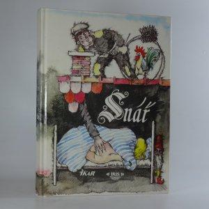 náhled knihy - Snář