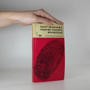náhled knihy - Nápady čtenáře detektivek