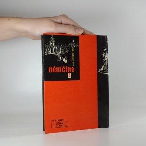 antikvární kniha Němčina pro jazykové školy 3, 1968
