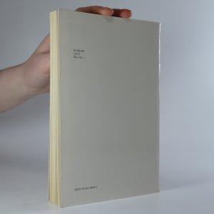 antikvární kniha Tři novely, 1989
