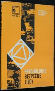 náhled knihy - Psychologie bezpečné jízdy